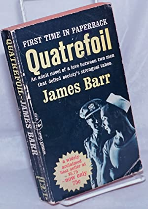 Quatrefoil: with a special introduction by the author: Barr, James [James Barr Fugat?]