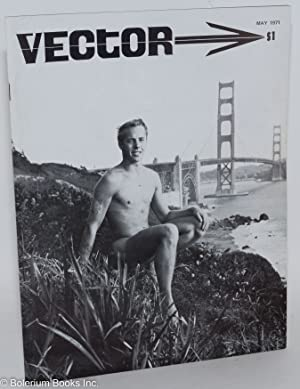 Vector; vol. 7, #5, May 1971: Mendenhall, George, editor, Richard Amory, et al.