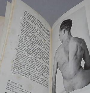 Der m?nnliche K?rper; 59 bilder, erl?utert von Eugen Matthais: Schaeffer, Emil, Herausgeber