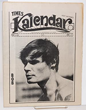 Kalendar (aka Times Kalendar) vol. 1, issue K10, June 9, 1972: Christopher Street West Parade