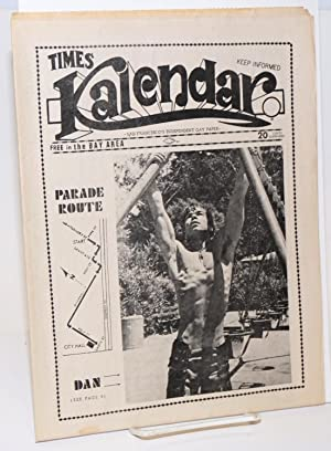 Kalendar (aka Times Kalendar) vol. 1, issue K11, June 23, 1972; Gay Pride Parade issue