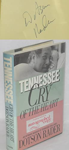 Tennessee: cry of the heart: Rader, Dotson