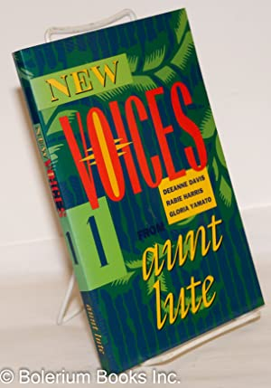 New voices 1 from aunt lute; guest: Davis, DeeAnne, Rabie