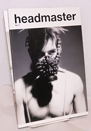 Headmaster Magazine: no. 1-5 [five issue run]: Lawrence, Matthew, Jason Tranchida & Matthew ...