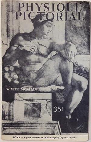 Physique Pictorial: vol. 4, #4, Winter 1954-1955: Quaintance, et al.