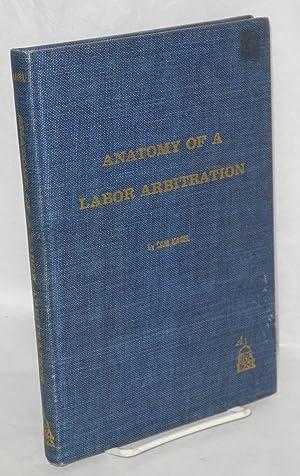 Anatomy of a labor arbitration: Kagel, Sam