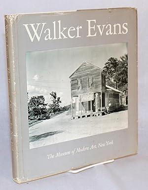 Walker Evans: Evans, Walker] introduction by John Szarkowski