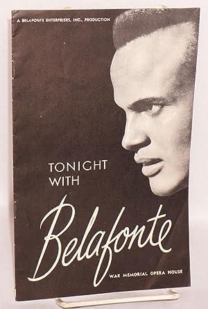 Tonight with Belafonte: Belafonte, Harry]