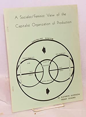 A socialist / feminist view of the capitalist organization of production: Johnson, Kathryn and...