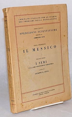 I seri e la loro costituzione scheletrica: Genna, Giuseppe E.