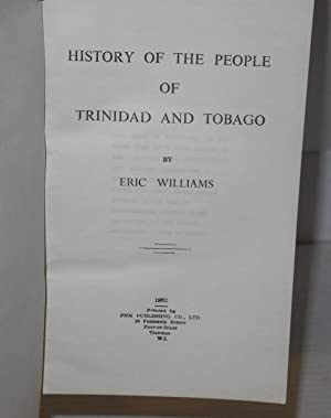 History of the people of Trinidad and Tobago: Williams, Eric