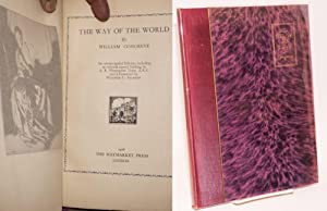 The way of the world: an unexpurgated edition, including an original signed etching by A. R. Midd...