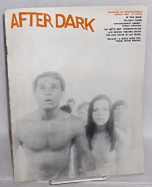 After Dark: magazine of entertainment vol. 10, #11 March 1969 (actually volume 1 #11 of this ...