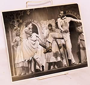 [Photo of 1946 Broadway revival of Showboat]