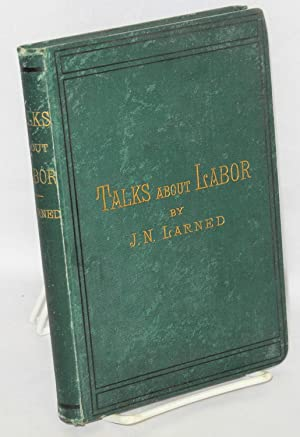 Talks about labor, and concerning the evolution of justice between the laborers and the capitalists...