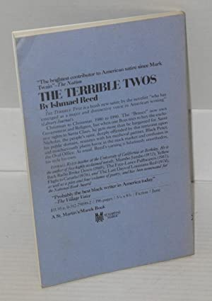 The terrible twos: Reed, Ishmael