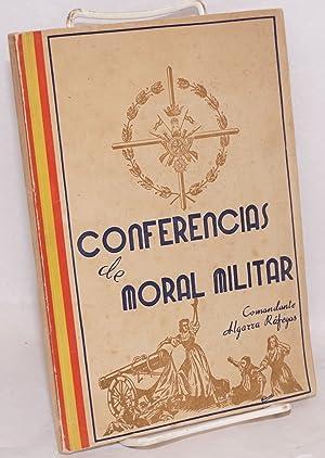 Conferencias de moral militar: Algarra Rafegas, Antonio