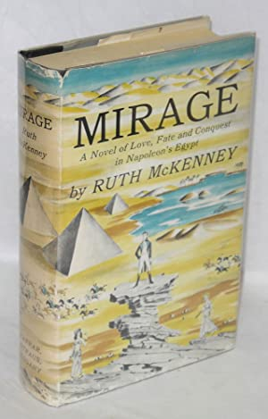 Mirage; a novel of love, fate and: McKenney, Ruth