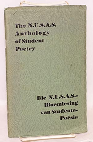 The N. U. S. A. S. anthology of student poetry April 1946: Kemp, B. H. and J. E. Stewart, editors