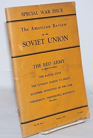American Review Soviet Union - AbeBooks