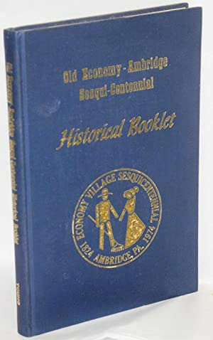 Old Economy-Ambridge sesqui-centennial historical booklet: Young, Norman C., ed