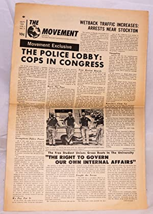 The Movement. Vol. 1 no. 9 (September 1965)