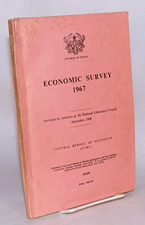 Ghana; economic survey, 1967