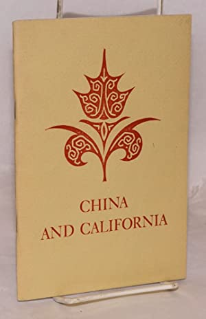 China and California. The impact of nineteenth and twentieth century Chinese art and culture on ...