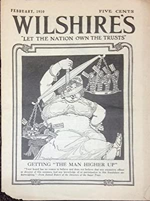 Wilshire's, vol. 14, no. 1, January, 1910: Wilshire, Gaylord, ed