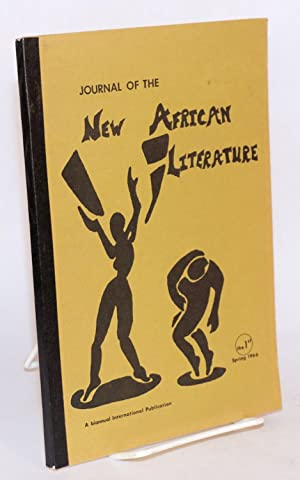 Journal of the new African literature;; a biannual publication; the 1st, spring 1966: Okpaku, ...