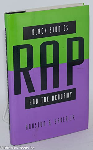 Black studies, rap and the academy