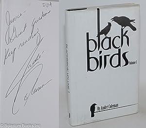 Blackbirds: volume 1: Coleman, Andr?