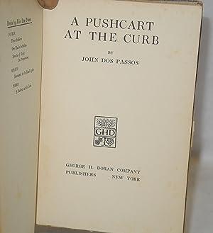 A pushcart at the curb: Dos Passos, John
