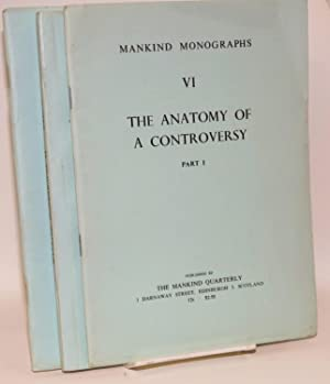 The anatomy of a controversy - parts I, II, III