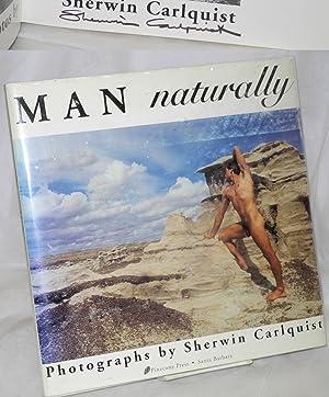 Man naturally photographs: Carlquist, Sherwin, photographer