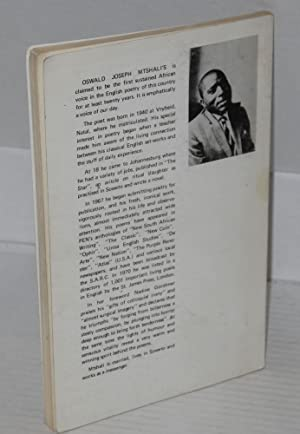 Sounds of a cowhide drum: poems. Foreword by Nadine Gordimer: Mtshali, Oswald Mbuyiseni