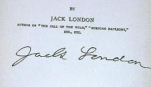 Adventure [signed]: London, Jack