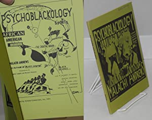 Psychoblackology; Black science . of movement in sports, physical education, dance, drama, play, ...
