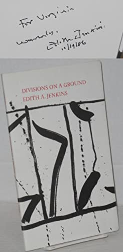 Divisions on a ground: Jenkins, Edith Arnstein
