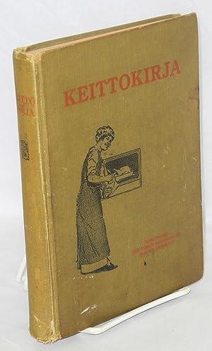 Keittokirja: New Yorkin Suomalaisten Naisten Osuuskoti