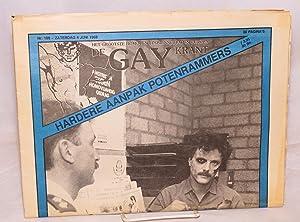 De Gay Krant: het grootste homo- en lesbienneblad in europa: nr. 108 - Zaterdag 4 Juni 1988; ...