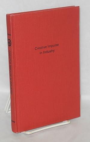 Creative impulse in industry: Marot, Helen