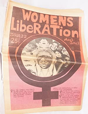 Women's libeRATion [RAT subterranean news]; May 3-June 1 [1971]: RAT women's collective