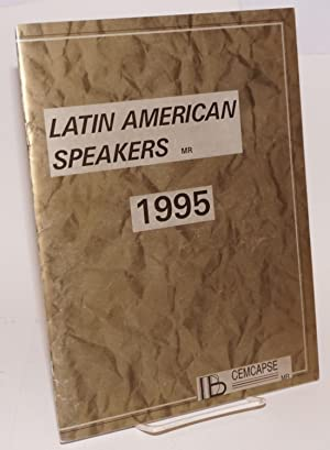 Latin American speakers 1995