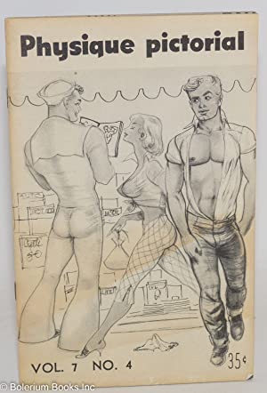 Physique pictorial: vol. 7, #4, summer 1957: Tom of Finland, Etienne [pseudonym of Dom Orejudo] , ...