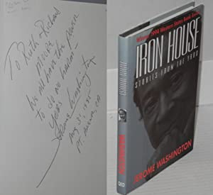 Iron house; stories from the yard