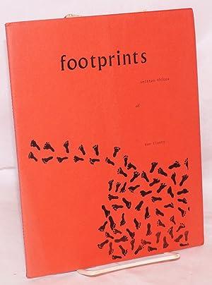 Footprints: Written Things of Tom Flusty: Flusty, Tom
