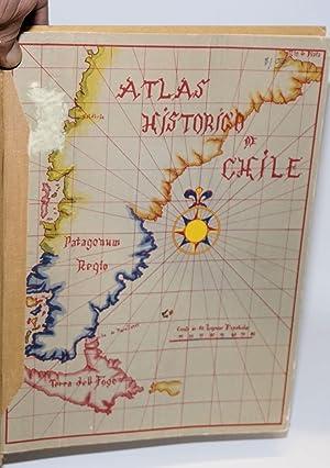 Atlas hist?rico de Chile: Cunill Grau, Pedro