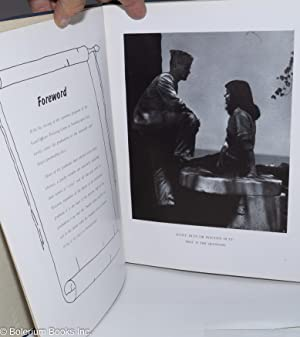 The Purple Salvo; published for the twentieth graduating class of the Naval Reserve Officers ...