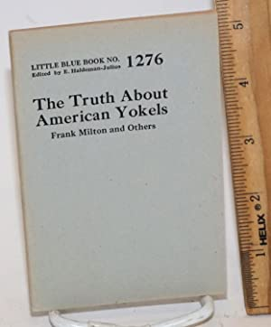 The truth about American yokels: Milton, Fred, et al.
